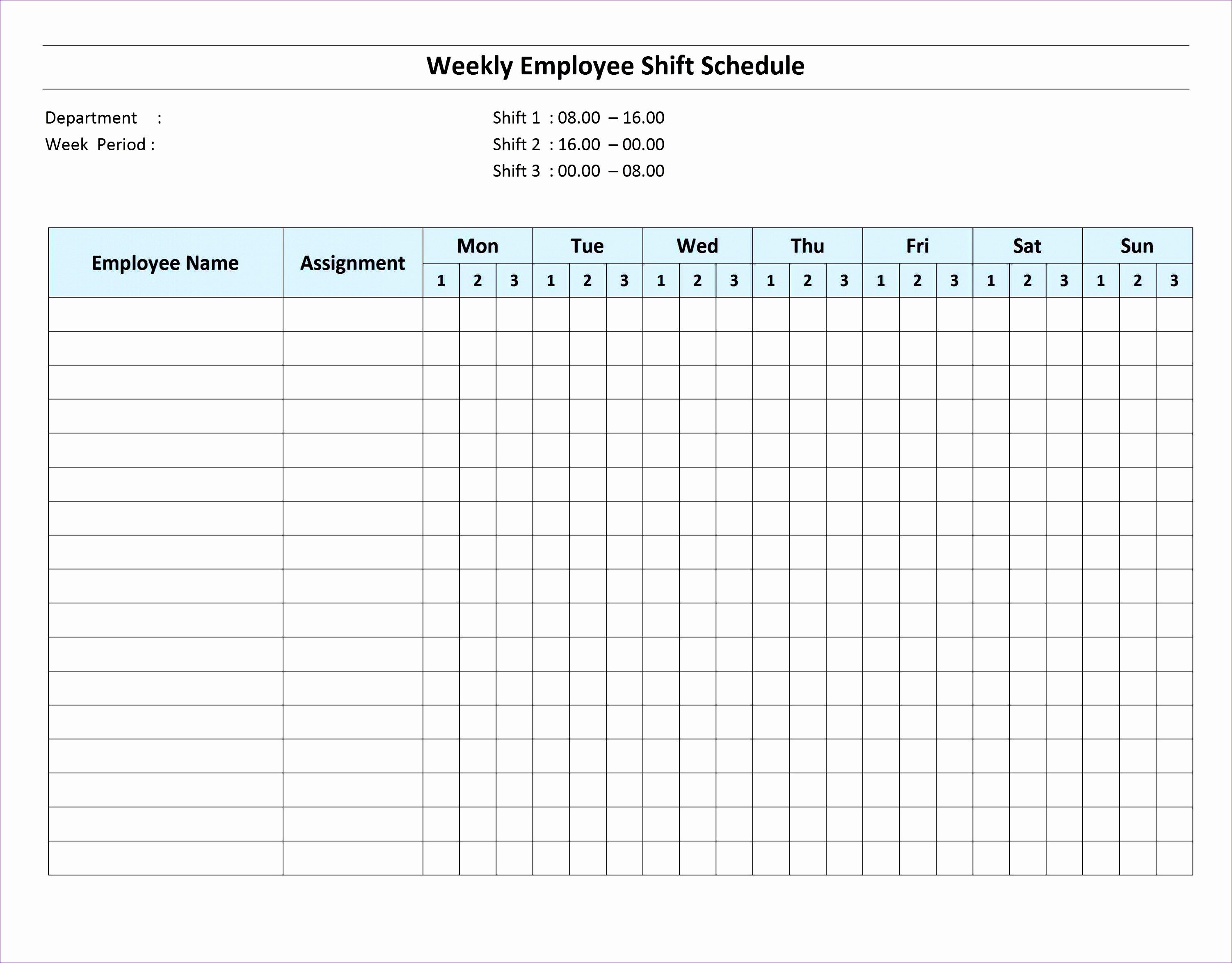 On Call Scheduling Template Lovely Call Schedule Template Excel Vlcnv Elegant Employee