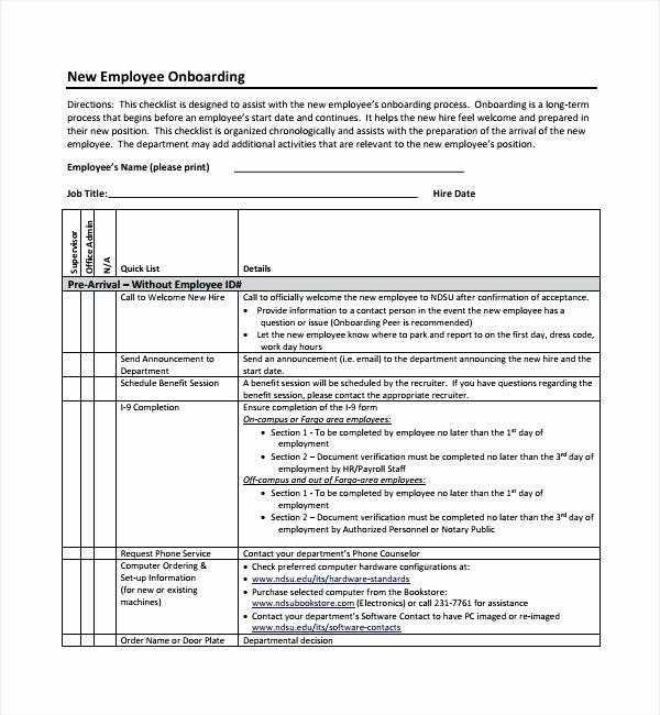 Onboarding Checklist Template Excel New Day Plan for Boarding Schedule Template Agenda Free
