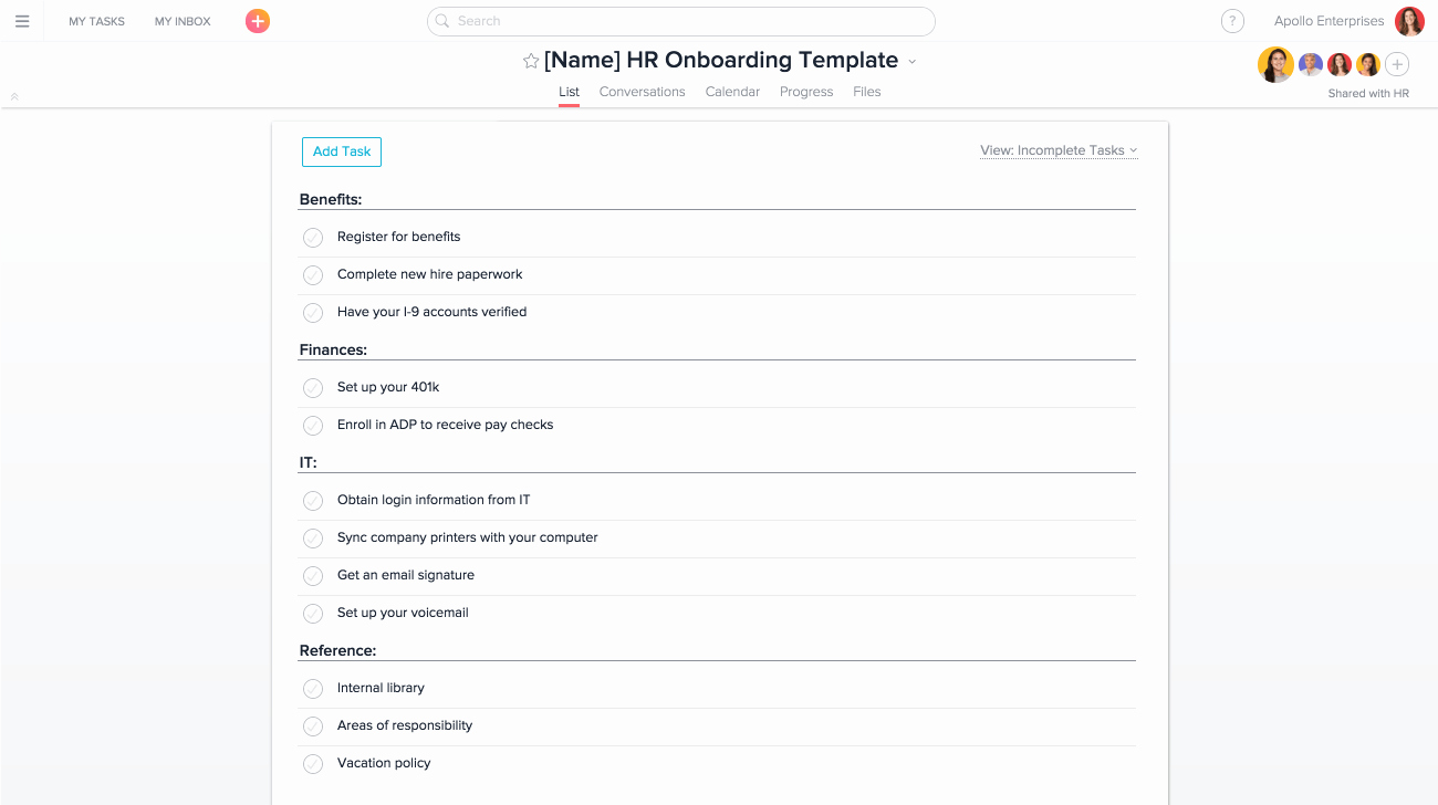 Onboarding Checklist Template Word Fresh Boarding New Employees Checklists and Templates
