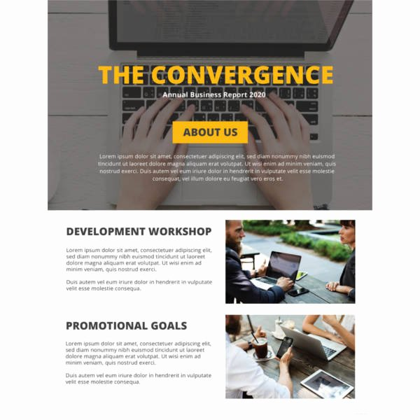 One Page Brochure Template Beautiful 37 Amazing Brochure Design Inspirations