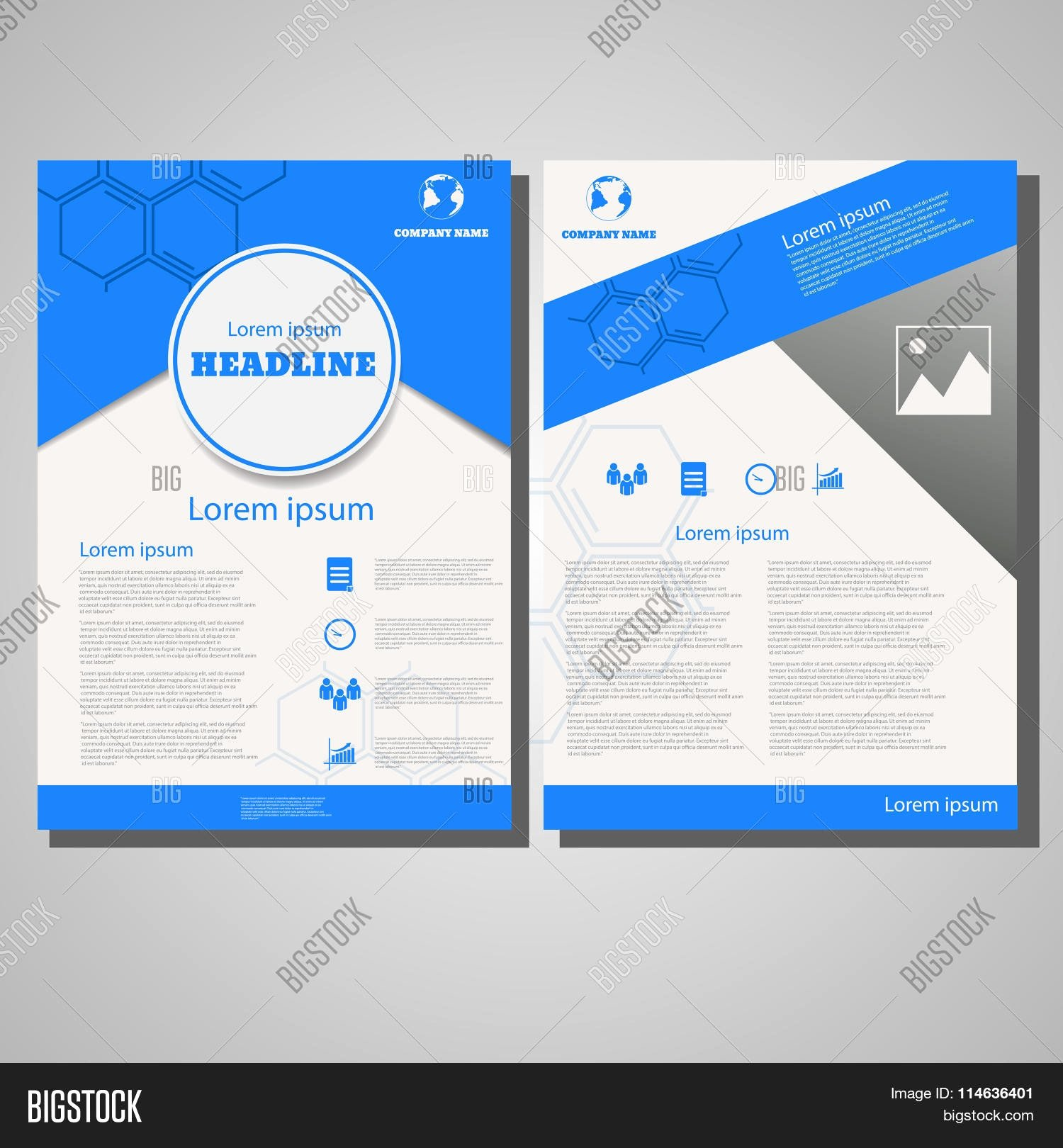 One Page Brochure Template Fresh 50 Lovely E Page Brochure Template Word