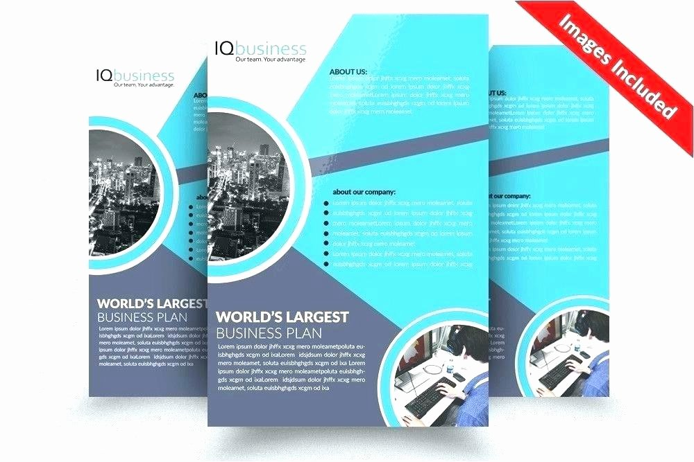 One Page Brochure Template Fresh Single Page Brochure Templates – Graffitiurreality