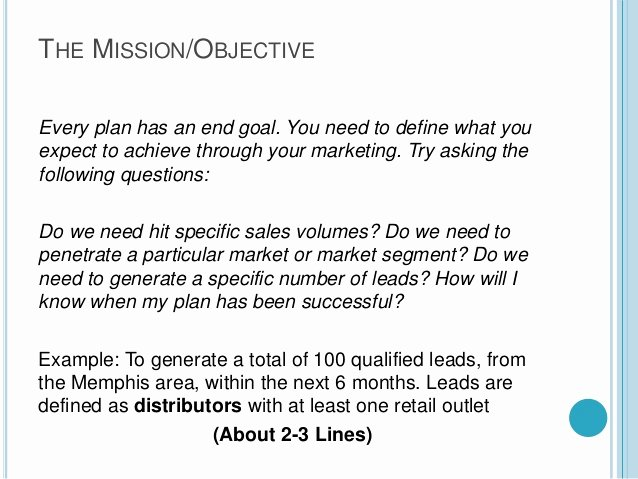 One Page Marketing Plan Template Unique A Quick One Page Marketing Plan Template
