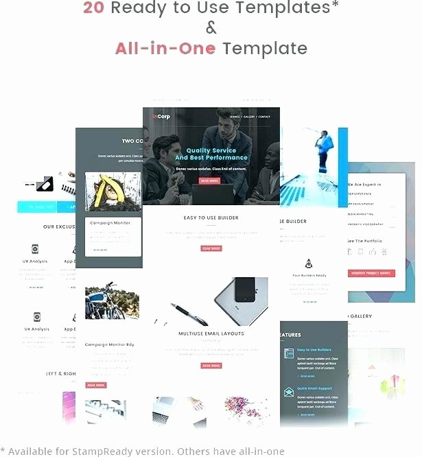 One Page Newsletter Template Elegant One Page Newsletter Template – Maney