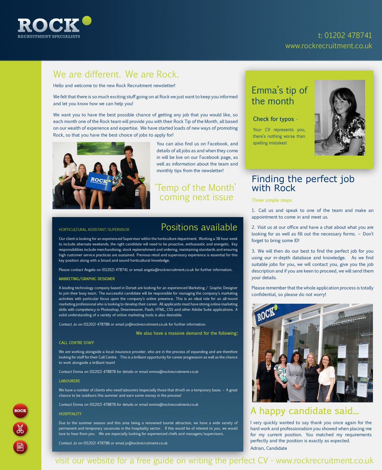 One Page Newsletter Template New 8 E Page Newsletter Template Ideas Collection Newsletter