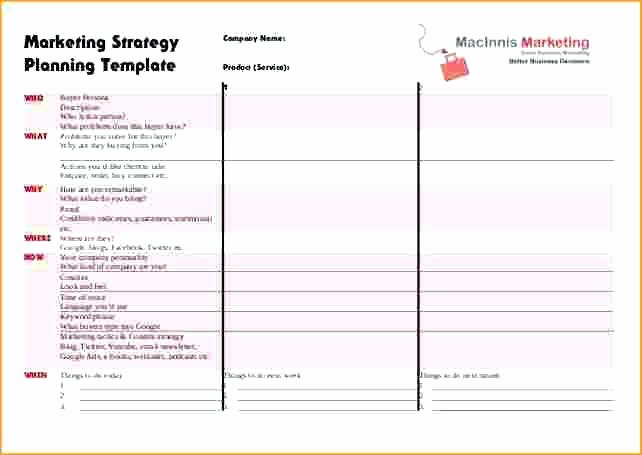 One Page Project Plan Template Best Of Plan Template E Page Strategic Excel Bit This that 1