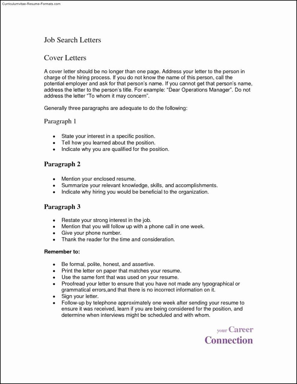 One Page Resume Template Word Inspirational 1 Page Resume Template Word Free Samples Examples