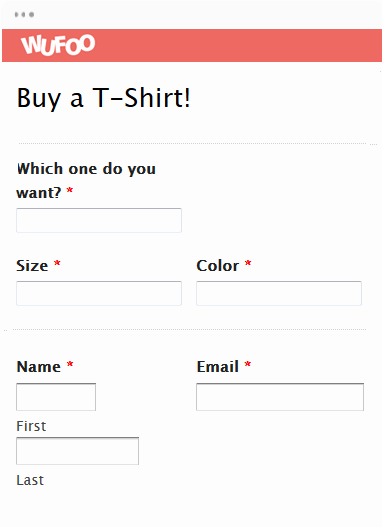 Online order form Template New Line order form Templates