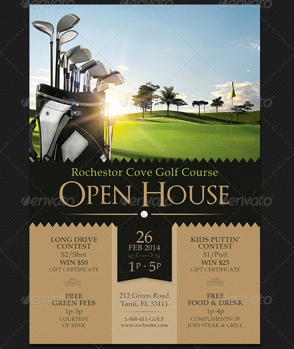 Open House Brochure Template Fresh Open House Flyer Templates – 39 Free Psd format Download