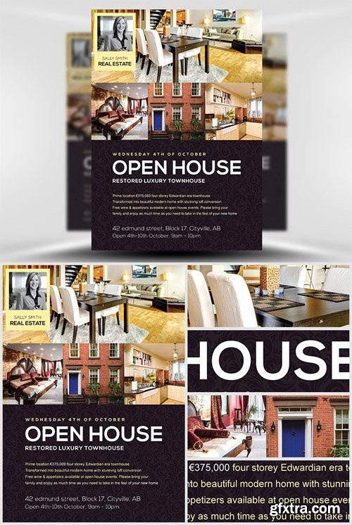 Open House Flyer Template Publisher Elegant 17 Best Images About Flyers On Pinterest