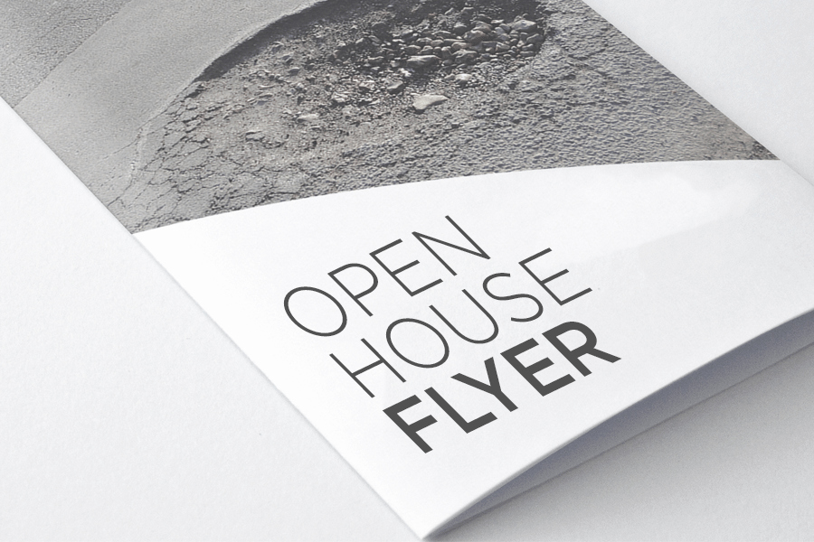 Open House Flyer Template Publisher Fresh 15 Best Free Open House Flyer Templates