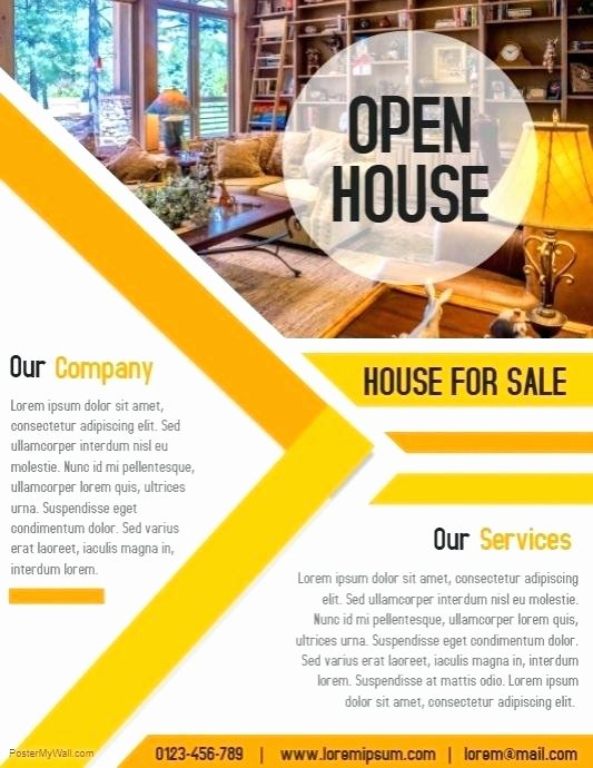 Open House Flyer Template Word Beautiful 94 Open House Template Flyer 015 Open House Flyer