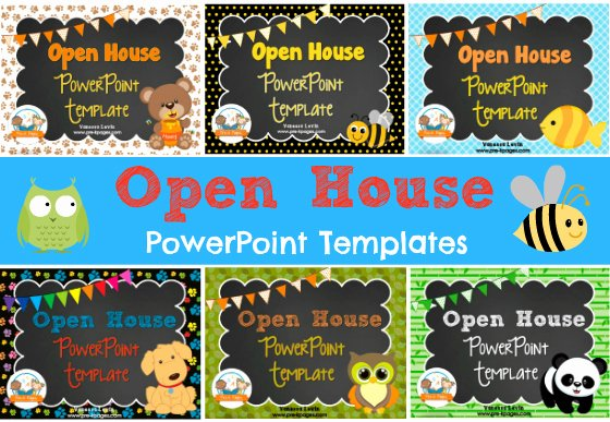 Open House Postcard Template Fresh Pre K Classroom Parent Open House
