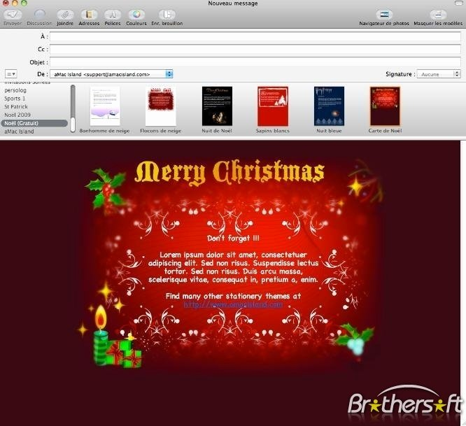 Outlook Email Template Free Lovely Outlook Christmas Email Template Hola Klonec