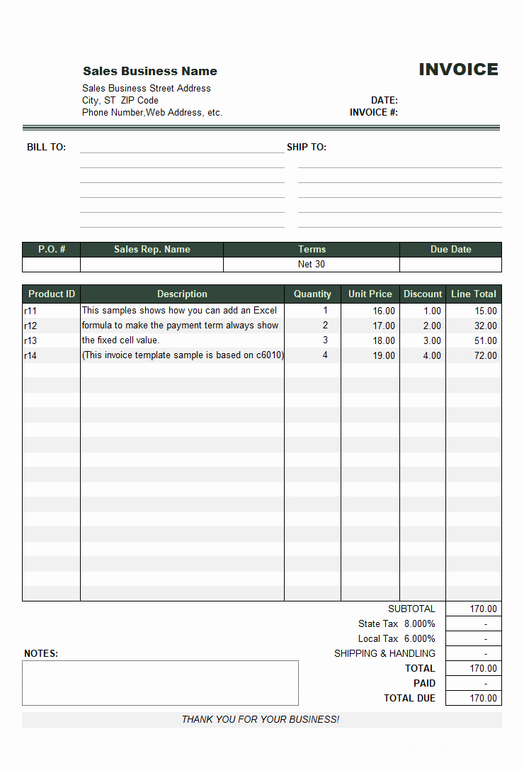 Paid In Full Invoice Template Fresh Paid Invoice Template Receipt Word Example Email Cash