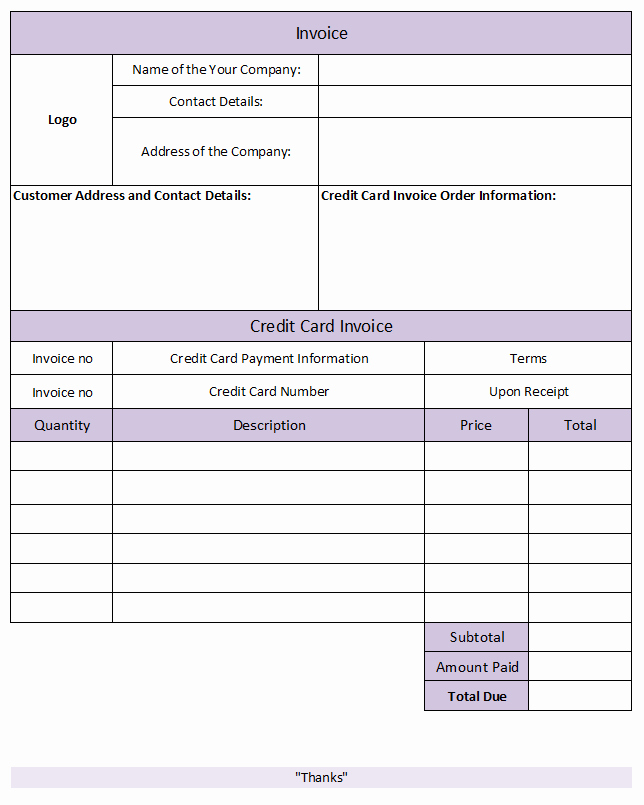 Paid In Full Receipt Template Lovely Paid In Full Invoice Template and Payment Receipt Template