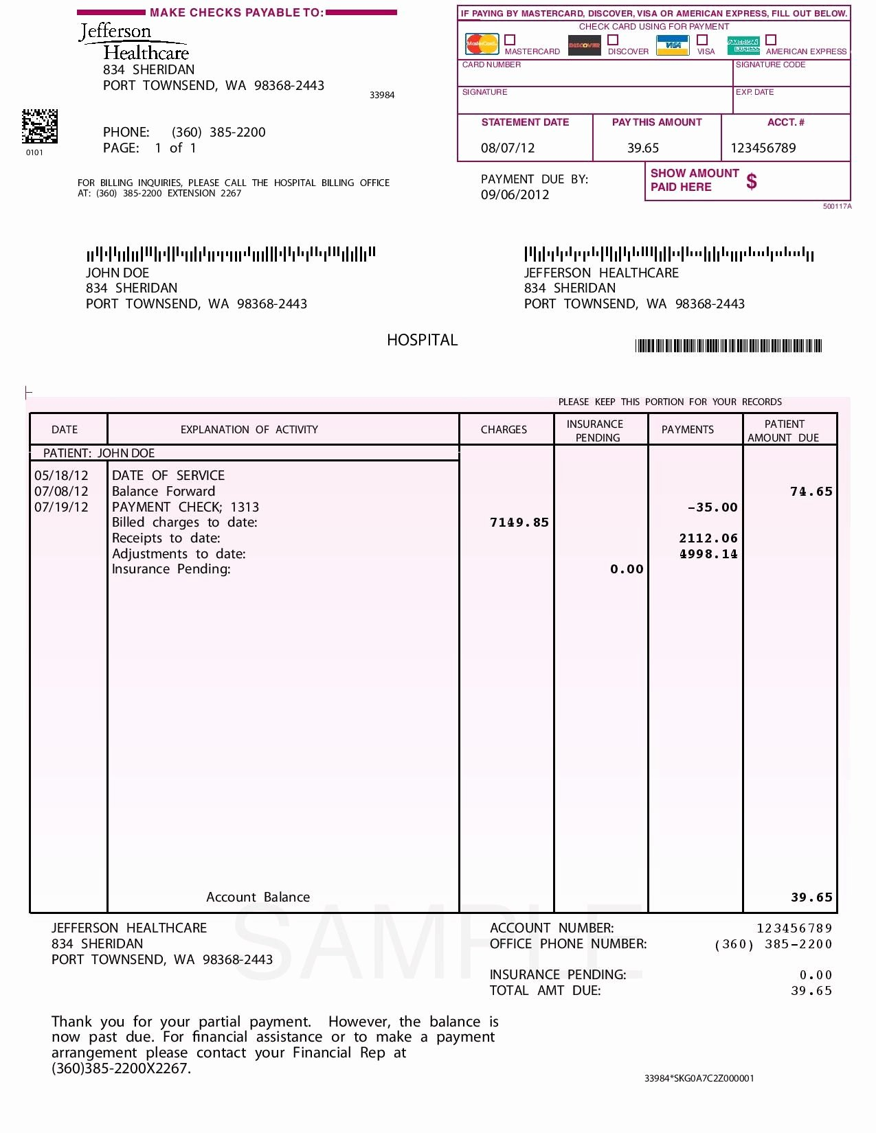 Paid Invoice Receipt Template Unique 10 Best Images Of Sample Of Invoice for Payment Sample