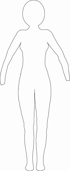 Paper Doll Clothes Template Beautiful 1000 Ideas About Paper Doll Template On Pinterest
