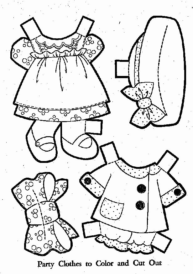 Paper Doll Clothing Template Beautiful 1000 Images About Paper Doll Clothes On Pinterest