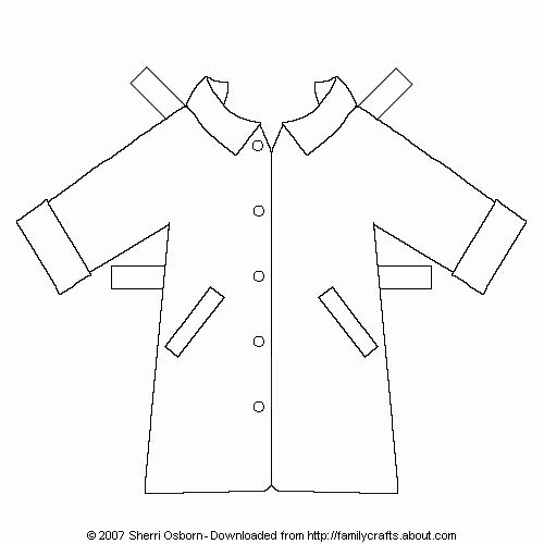 Paper Doll Clothing Template Lovely Print Out and Cut these Free Paper Dolls Clothes and