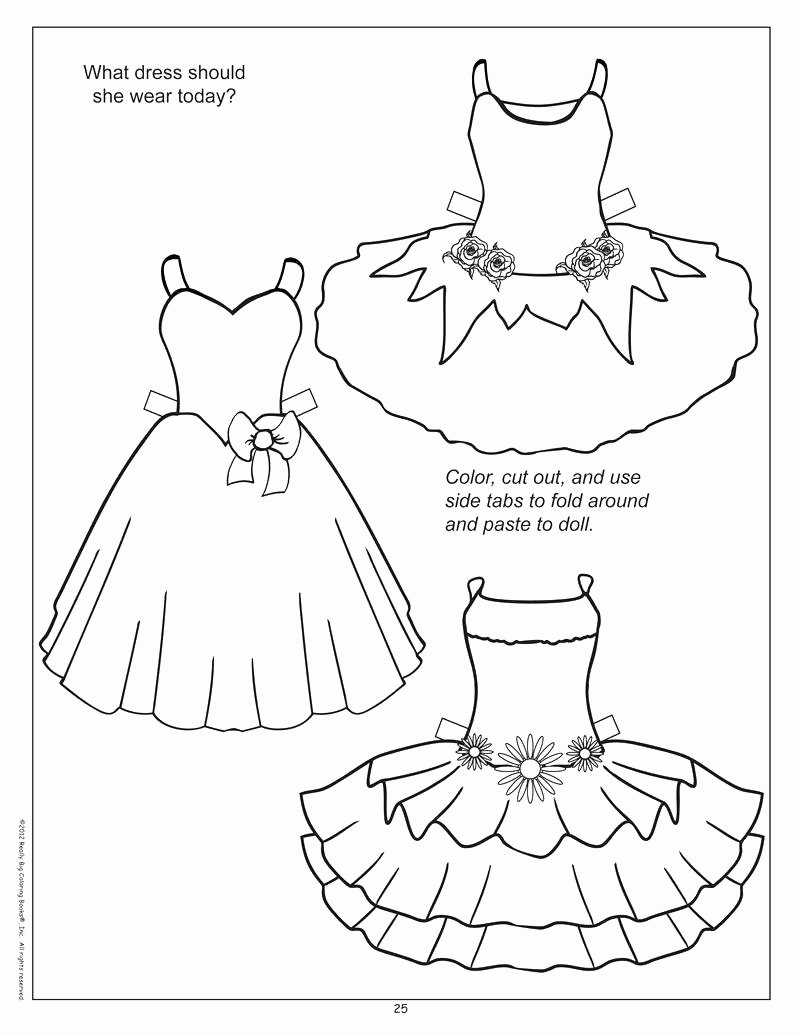 Paper Doll Clothing Template Luxury Template Paper Doll Clothing Template In Summer Clothes
