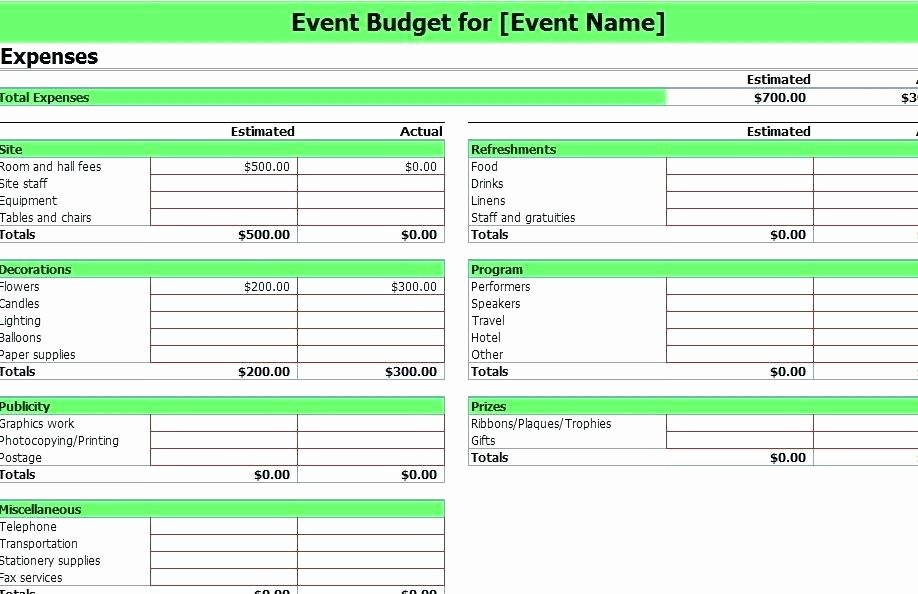 Party Planning Budget Template Best Of event Planning Calendar Template Excel Track Munity