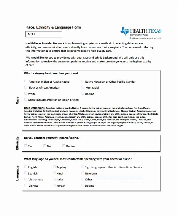 Patient Registration form Template Lovely 9 Patient Registration form Templates