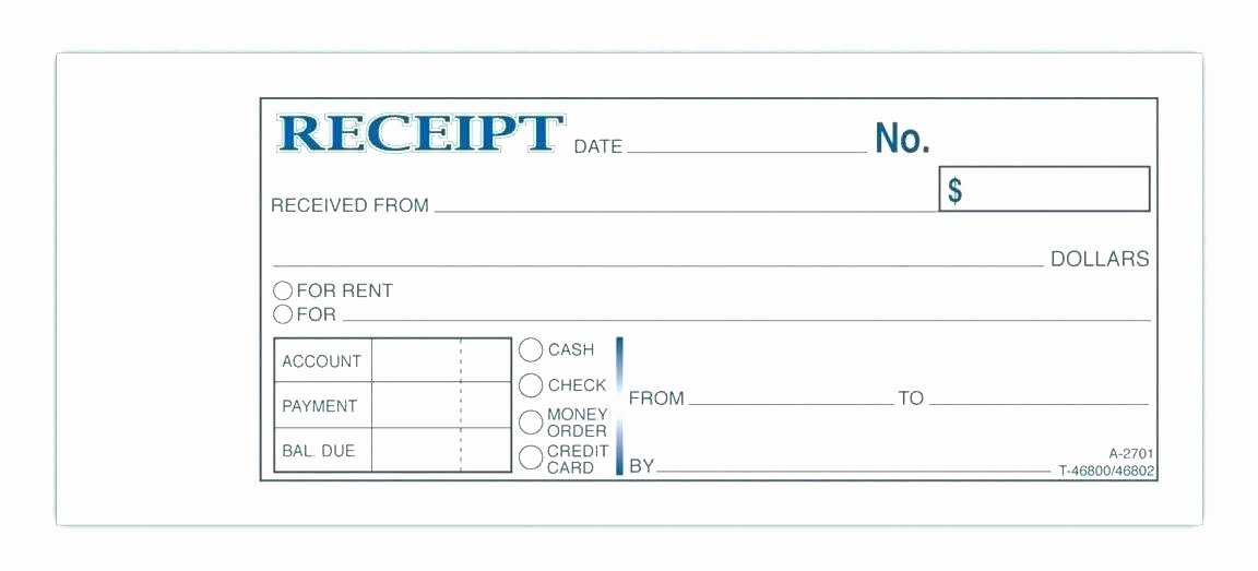 Payment Receipt Template Excel Fresh Receipt Templates Free Food Receipt Excel Templates Free