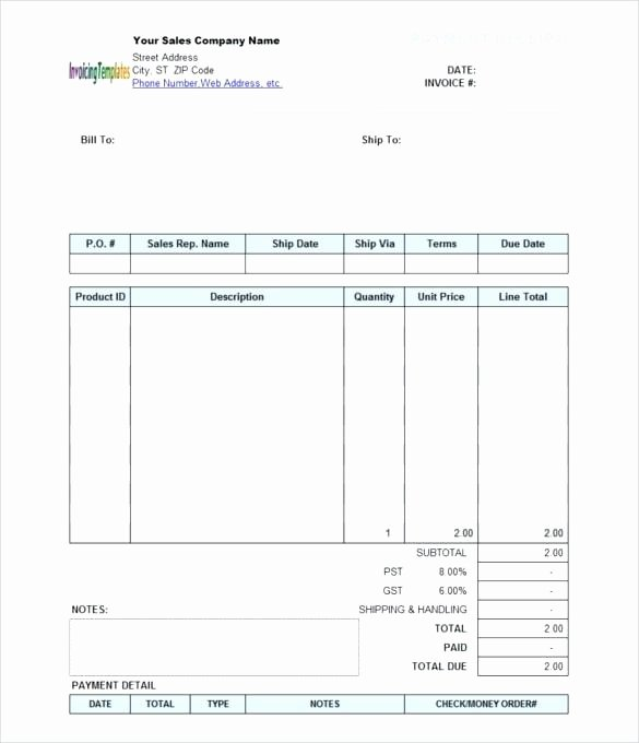 Payment Receipt Template Excel Inspirational Charge Slip Template Salary format In Excel Free Google