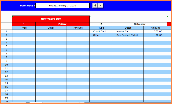 Payment Tracker Excel Template Inspirational 11 Bill Tracking Spreadsheet Template