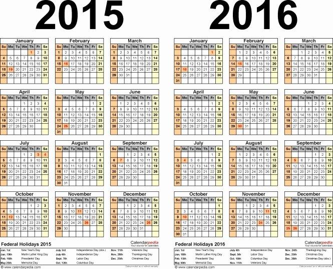 Payroll Calendar 2016 Template Best Of Free Payroll Calendar 2016 Biweekly Template