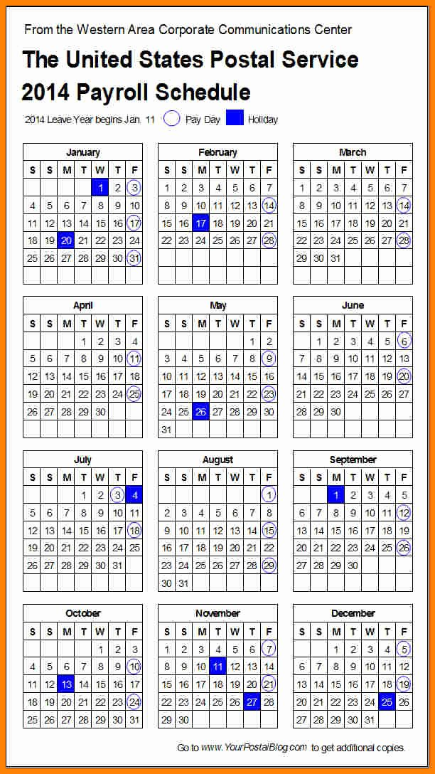 Payroll Calendar 2016 Template Unique 5 Weekly Payroll Calendar 2016