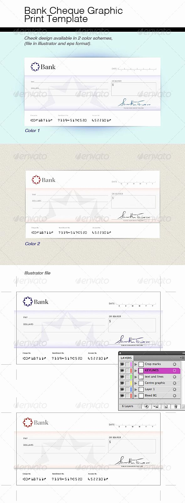 Payroll Check Printing Template New Pin by Bashooka Web & Graphic Design On Random Design