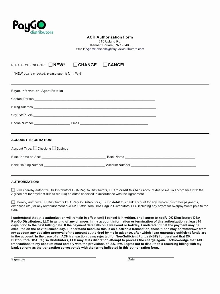 Payroll Deduction Authorization form Template Inspirational Template Payroll Deduction Authorization form Template
