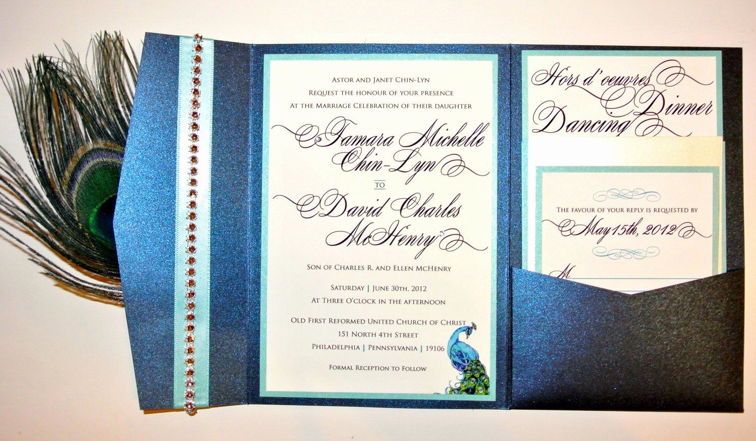 Peacock Wedding Invitations Template New Peacock Wedding Invitations Beautiful and Elegant Elasdress