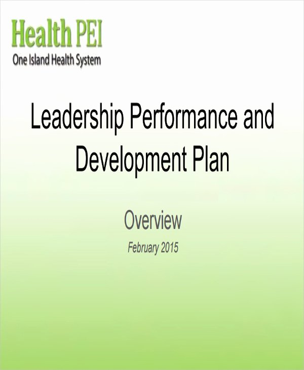 Performance Development Plan Template Luxury Performance Development Plan Templates 9 Free Word Pdf