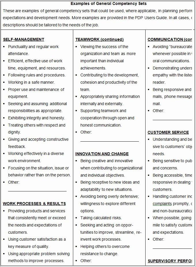 Performance Development Plan Template New 7 Best Employee Development Plan Templates Word Pdf