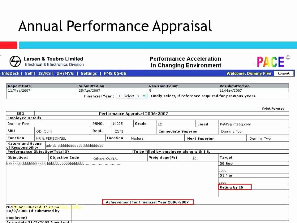 Performance Review Template for Managers Inspirational 36 Luxury Performance Management Review Template Opinion