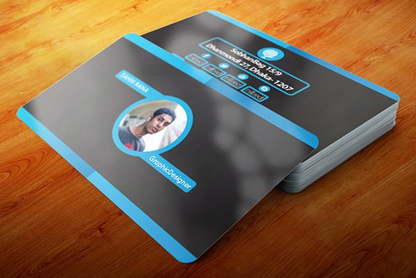 Personal Business Card Template Best Of 8 Personal Card Templates Psd Ai Vector Eps