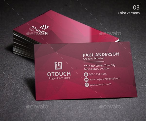 Personal Business Card Template Best Of Business Card Template 17 Free Psd Vector Ai format