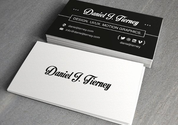 Personal Business Card Template Fresh 8 Personal Card Templates Psd Ai Vector Eps