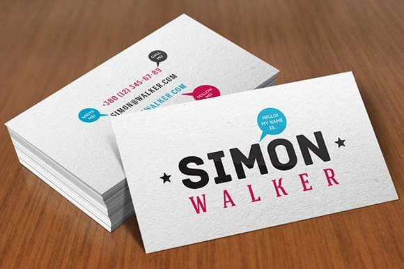Personal Business Card Template Inspirational Personal Business Cards Business Card Templates
