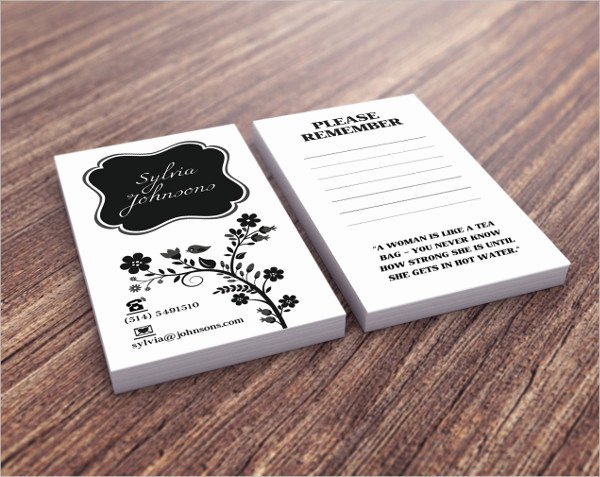 Personal Business Card Template Luxury 23 Personal Business Cards Free Psd Vector Ai Eps