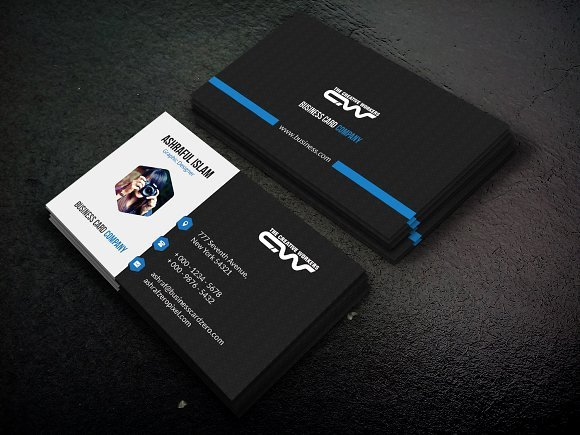 Personal Business Card Template New Personal Business Card Business Card Templates