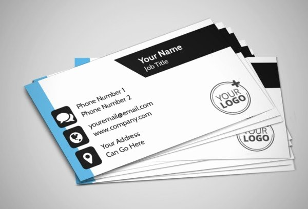 Personal Business Card Template Unique 89 Business Card Templates Pages Indesign Psd