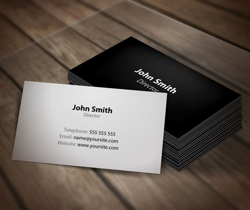 Personal Business Card Template Unique the Gallery for Personal Business Cards Samples