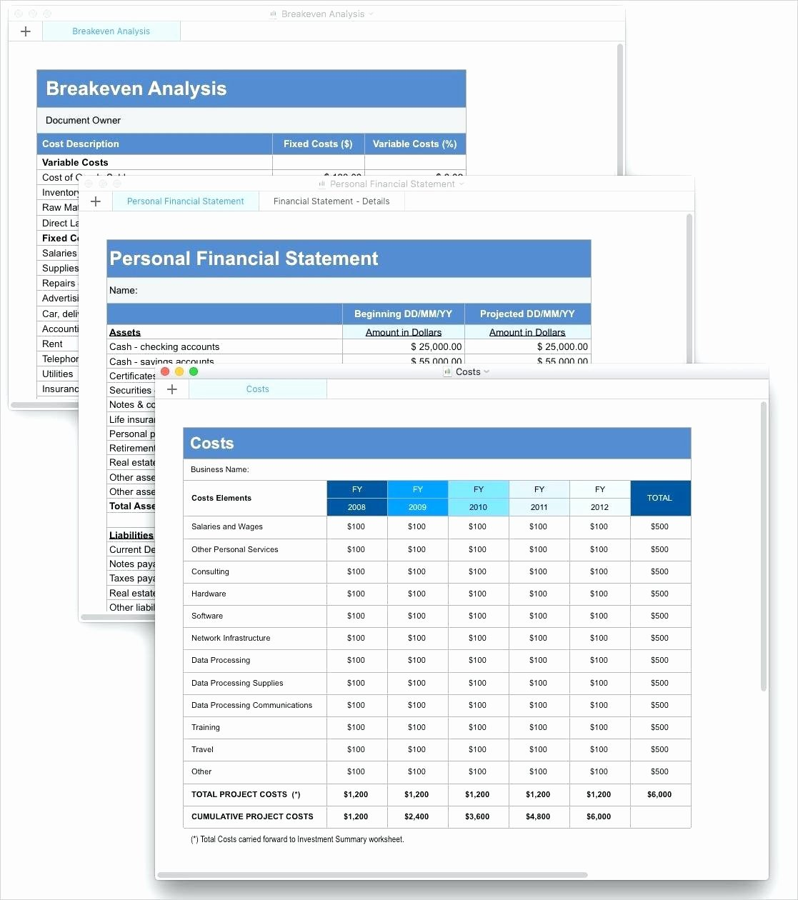Personal Finance Planner Template Unique Template Personal Financial Planning Excel Template