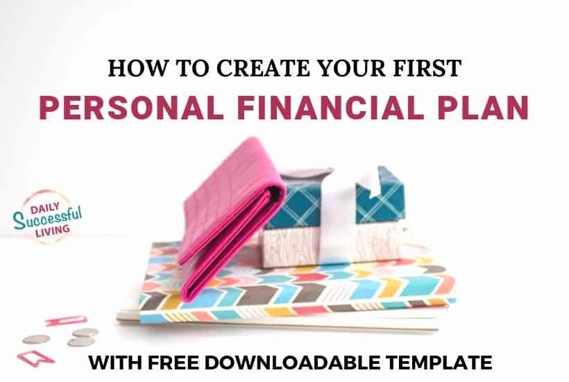 Personal Financial Plan Template Unique Free Personal Financial Plan Template