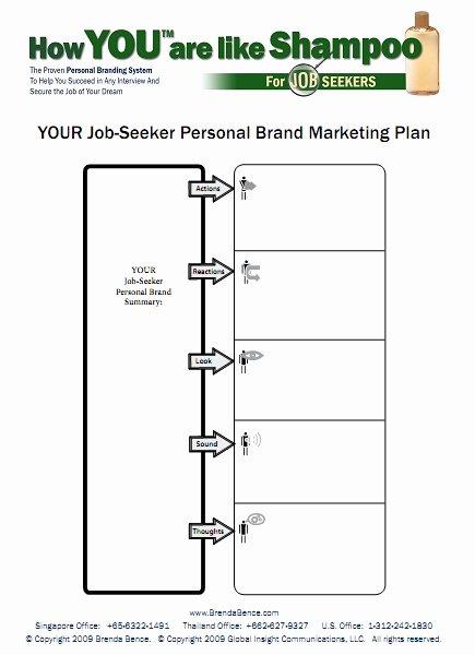 Personal Marketing Plan Template Beautiful Personal Marketing Plan Template Free Hyalsjs Marketing