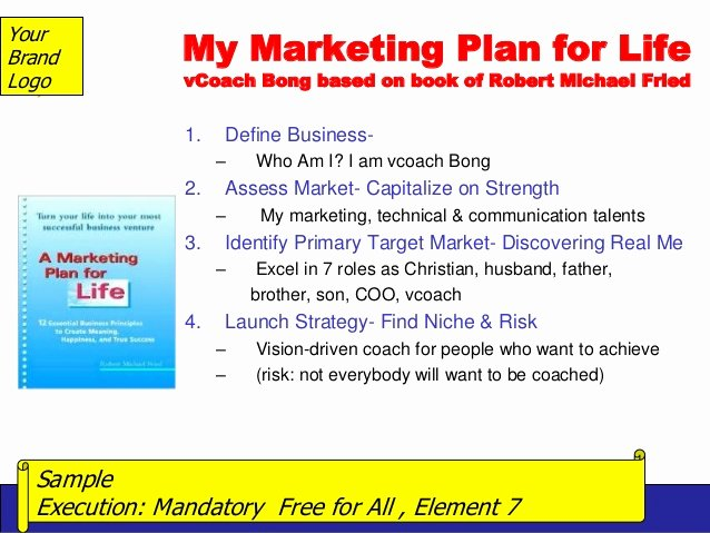 Personal Marketing Plan Template Inspirational Prof Remigio De Ungria S Downloadable Template for Hyper3